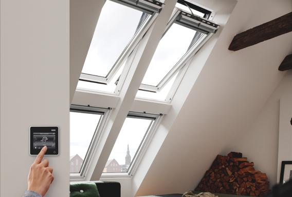 2-Dachglass-Leistungen-Fernsteuerung