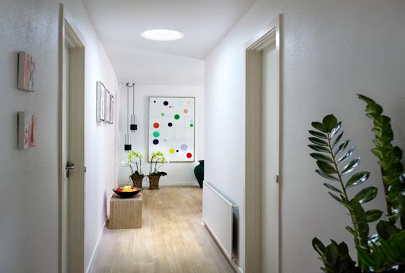 4-Dachglass-Leistungen-Tageslicht-Spots